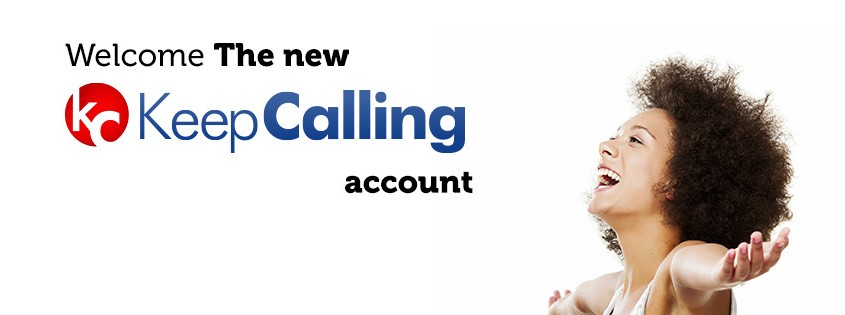 KeepCalling account