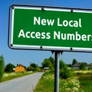 new access numbers