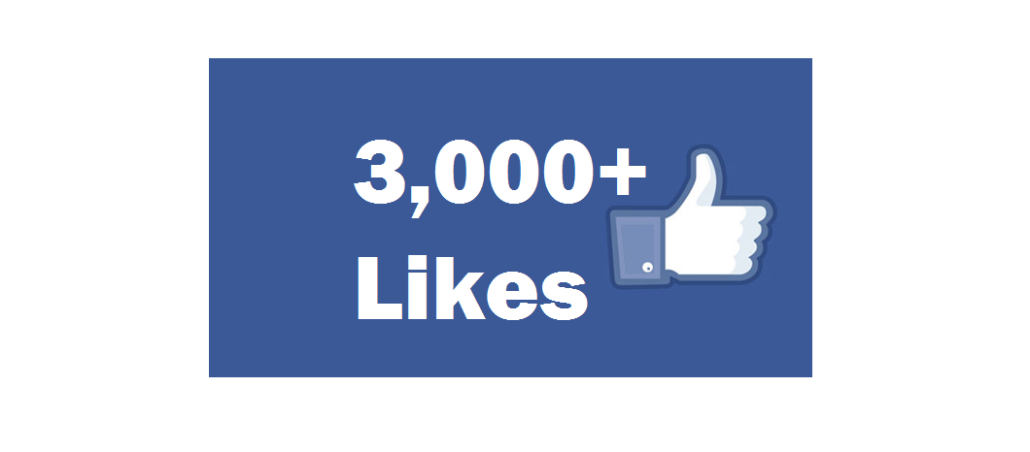 Celebrating 3 000 Likes On Our Facebook Page Keepcalling Blog